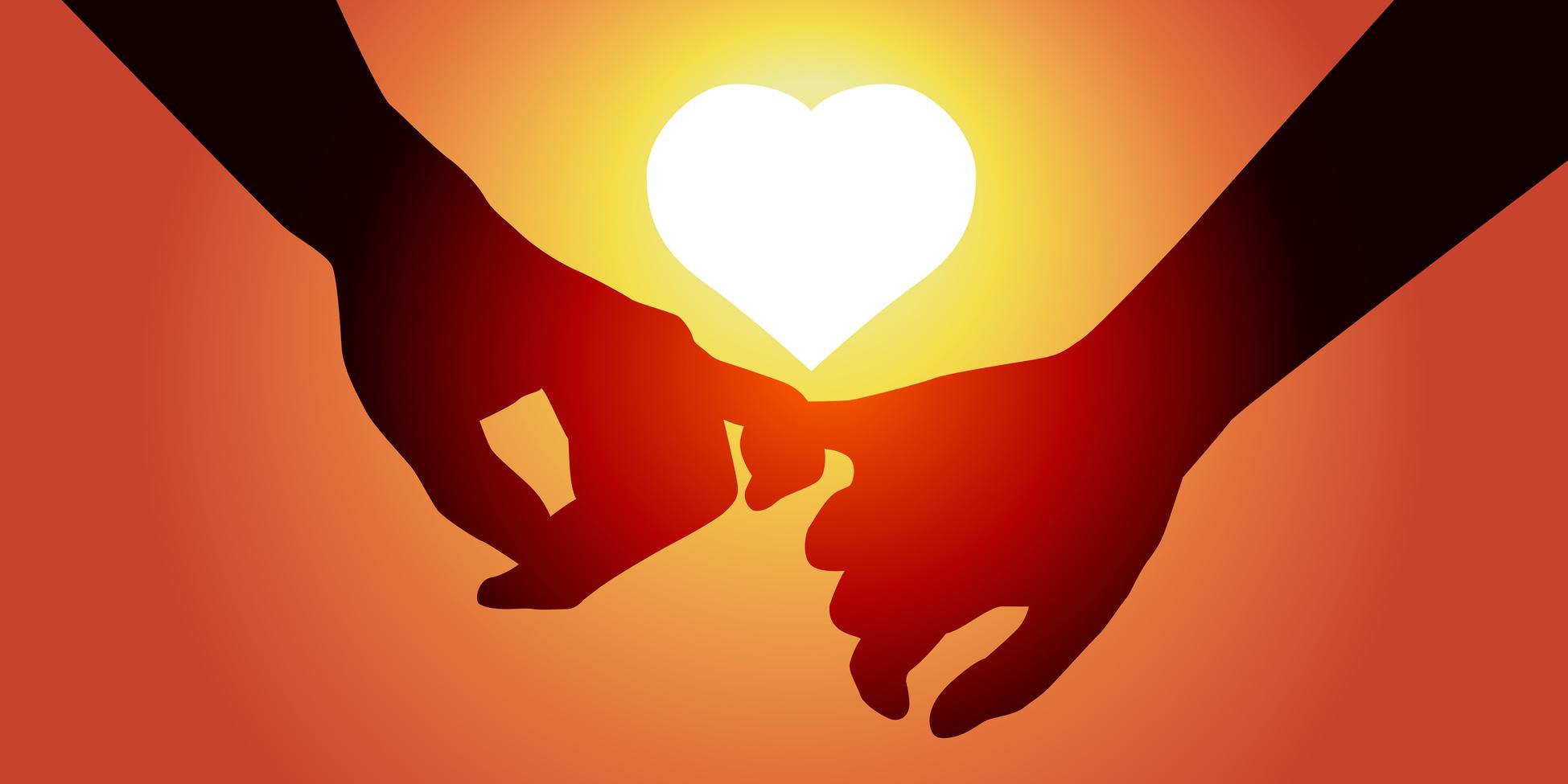 J ai pu refaire ma vie avec la voyance amour - Coeur d amoureux ...