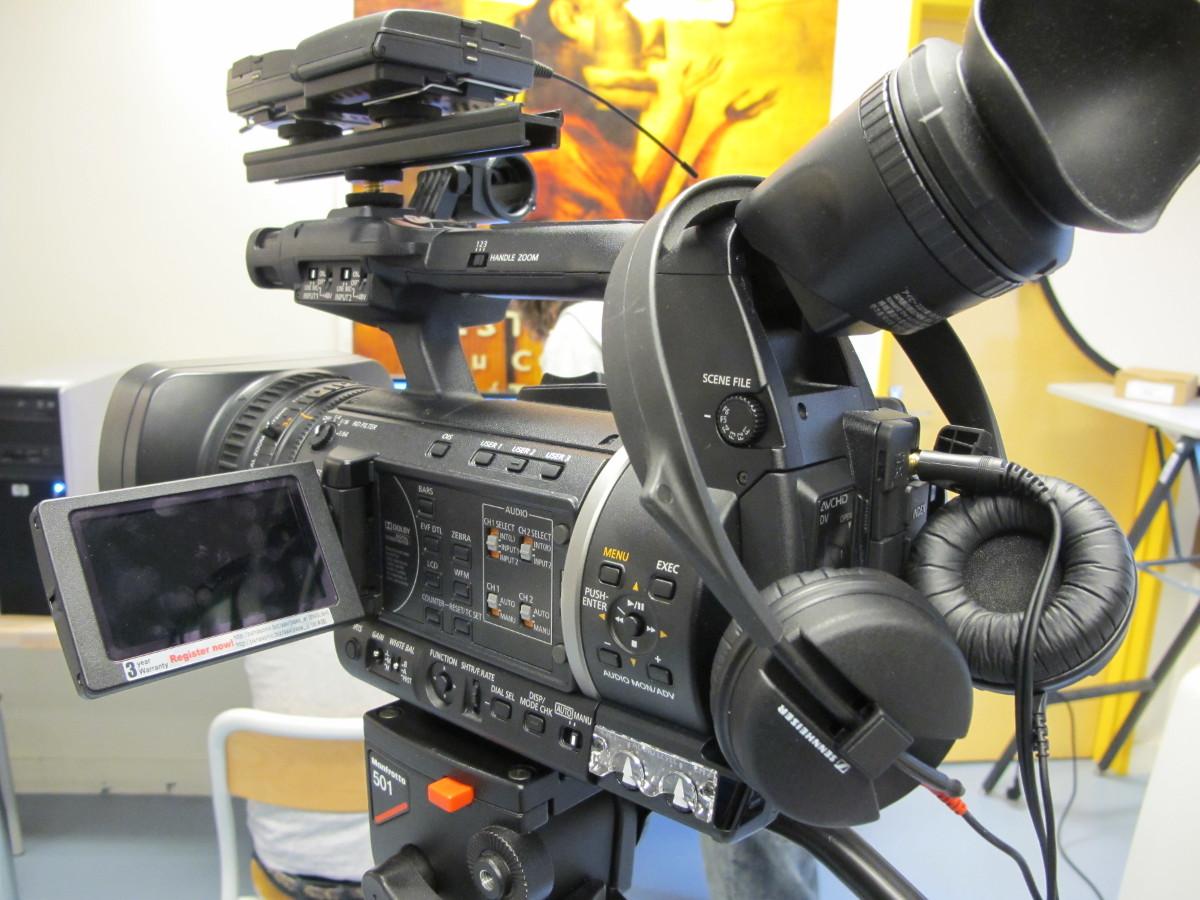Ecole-audiovisuel.net, site destiné aux futurs réalisateurs