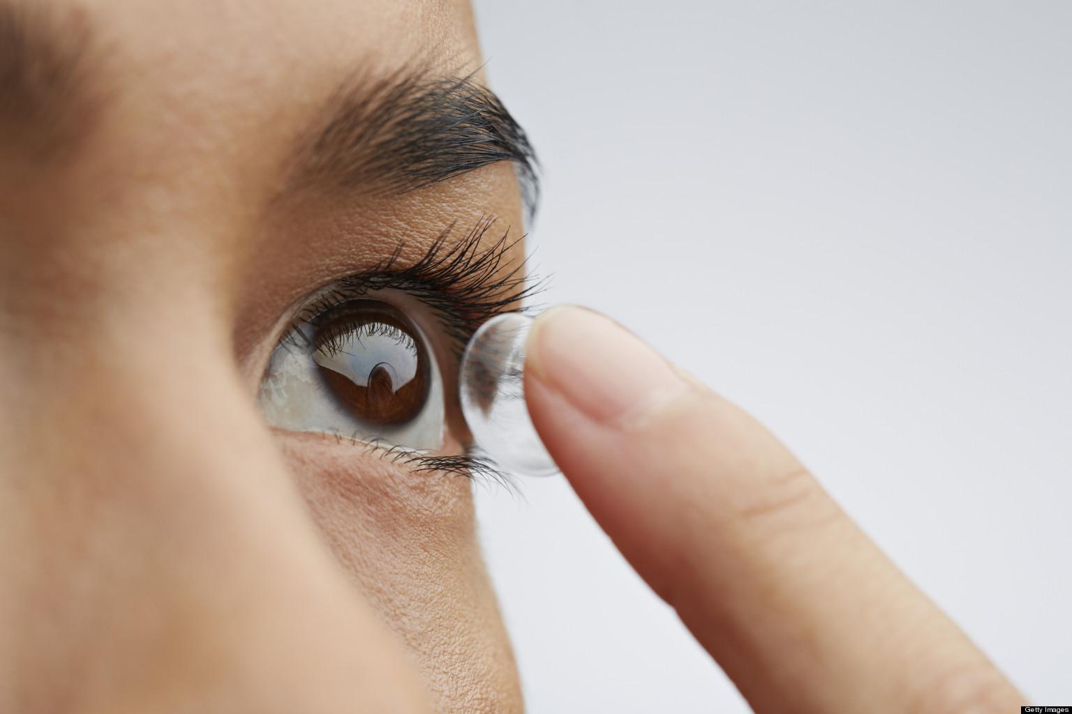 Lentilles de contact: corriger sa myopie