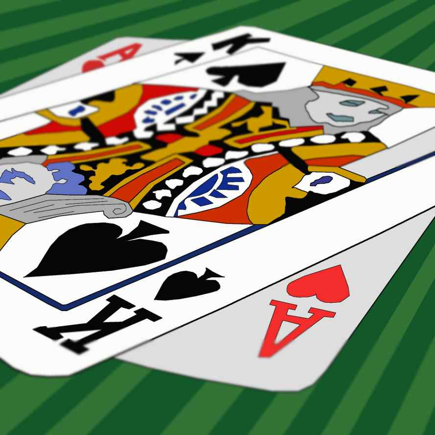 Blackjack, le jeu qui rend riche