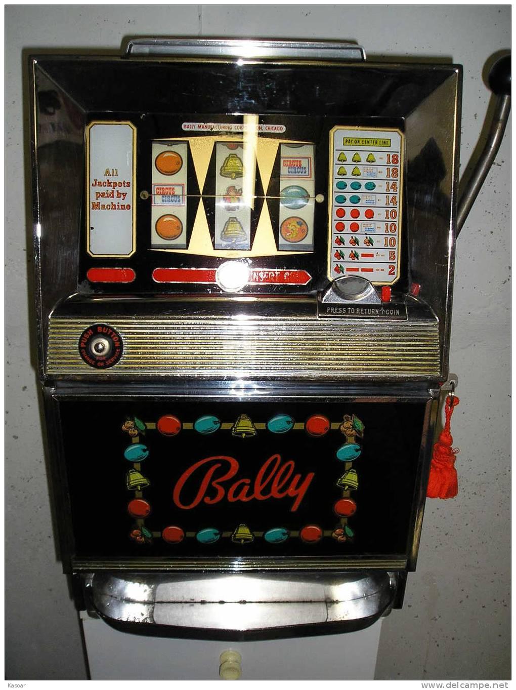 Machines a sous : les différents modes de jeu en ligne