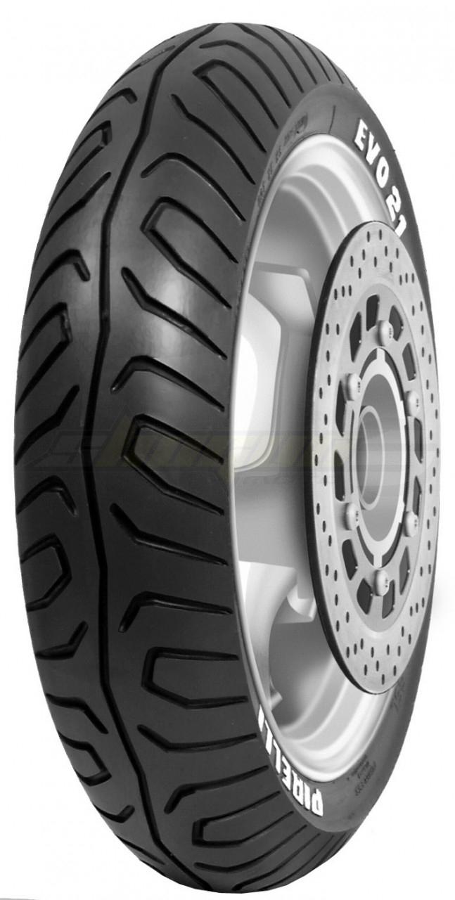 Combien de temps faut-il pour changer les pneus de scooter?